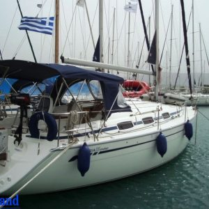 Sailboat Konstantinos external view