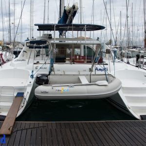 Sailboat Ameli external view