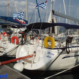 Sailboat MaryAnn external view