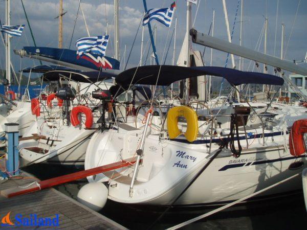 Sailboat MaryAnn