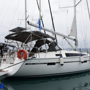 Sailboat Mattina external view